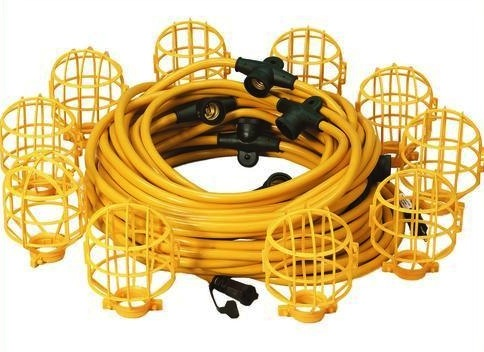 Construction String Lights Magnificent Yellow String Construction Lights Parlani Party Rentals Los